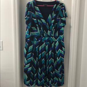 Jessica Howard Wrap Dress